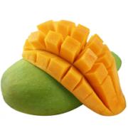 果沿子 新鲜香玉芒果青芒果 10斤 *2件29.8元(折合14.9元/件)