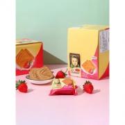 Alenka  爱莲巧 大头娃娃 牛奶饼干 30小袋900g19.9元包邮(需用券)