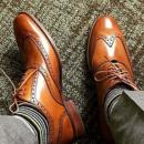 Cole Haan 可汗 William Wing II 男士布洛克烤花牛津鞋直邮含税到手510.4元