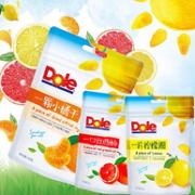 Dole 都乐 果干系列 橘子干西柚干柠檬圈 45gx4袋