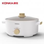 康佳 多功能高颜值家用电煮锅3.5L
