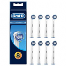 中亚Prime会员! BRAUN 博朗 Oral-B 欧乐-B EB20 精准清洁型 电动牙刷头 8支装 到手约¥135.95¥134.47 比上一次爆料上涨 ¥17.59