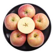 PLUS会员:唐鲜生 山西红富士苹果 带箱约10斤20.8元包邮(需用券)