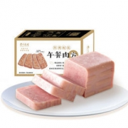 眉州东坡 午餐肉罐头 320g*2盒44.9元包邮(需用券)