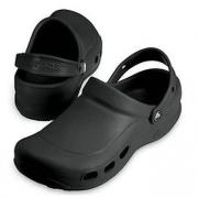 限尺码:Crocs 卡骆驰 V10074-001 男女款休闲鞋109元(包邮,需用券)