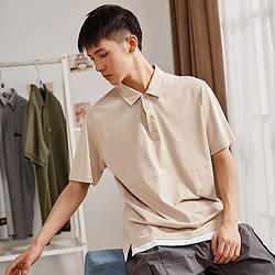 11日10点:Tonlion 唐狮 62421FC0141426850 男士T恤