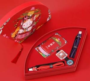 ROCK 洛克 方糖双口充电器 1C1A 22.5W + 苹果充电线2条