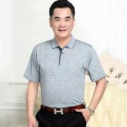 大额神券:PkXk 男士夏季冰丝Polo衫