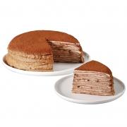 恩喜村 比利时巧克力千层蛋糕 6寸78元包邮