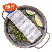 限地区!坤兴 冷冻东海带鱼切段 国产带鱼 1.8kg 家庭装¥17.63 比上一次爆料降低 ¥0.32