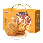 88VIP:好吃点 高纤消化饼干 800g*4件26.31元包邮(双重优惠,6.58元/件)