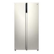 JIWU 苏宁极物 小Biu JSE4628LP 对开门冰箱 468L 印象金2099元