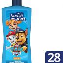 Suave 丝华芙 儿童洗发护发沐浴三合一 828mL*4瓶    含税到手约¥173¥159.48 比上一次爆料上涨 ¥5.24