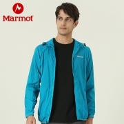 Marmot 土拨鼠 H51155 男女款防泼水皮肤衣