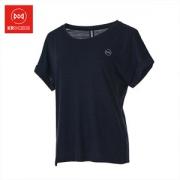 限S码 地球科学家 羊毛混纺面料 女吸湿除臭速干T恤49元新低价直降20元