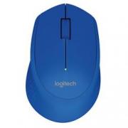 logitech 罗技 M275 2.4G蓝牙 无线鼠标 1000DPI 蓝色48.5元