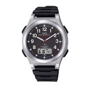 Citizen 西铁城 Q&Q  MD12-305 男士太阳能电波表  含税到手475.55元¥431.88 比上一次爆料降低 ¥3.42