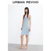 88VIP:URBAN REVIVO YL13R7BN2001 女士V领连衣裙