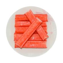 PLUS会员:xianbaike 鲜佰客 手撕蟹肉蟹味棒 500g*5件(买4送1)