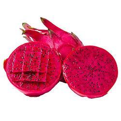 PLUS会员: 冠町 海南金都一号红心火龙果 净重4.5斤