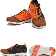 探路者 一体飞织鞋面 女透气户外越野跑步鞋109元包邮正价499元