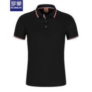 罗蒙(ROMON)  新款中青年商务休闲POLO衫 拍两件99元(慢津贴后92元、合46元/件)