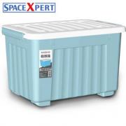PACEXPERT 加厚塑料收纳箱 68L特大号蓝色¥18.80 比上一次爆料降低 ¥18