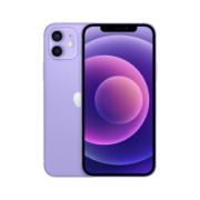 Apple iPhone 12 (A2404) 128GB 紫色 5G 双卡双待手机5999元包邮(需用劵)