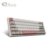 Akko 艾酷 3068 9009改 有线机械键盘 TTC金粉轴 68键
