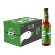 临期品:GOOSE ISLAND 鹅岛 精酿啤酒 IPA 印度淡色艾尔 355ml*24听(买一送一)219元包邮(合109.5/件)