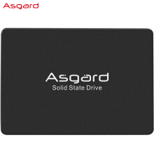 Asgard 阿斯加特 AS系列 SSD固态硬盘 SATA3.0接口 500GB