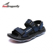 RED DRAGONFLY 红蜻蜓 STL93431a 男士沙滩鞋59元包邮(需用券)