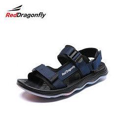 RED DRAGONFLY 红蜻蜓 STL93431a 男士沙滩鞋