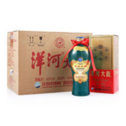 YANGHE 洋河 洋河(YangHe)洋河大曲 55度500ml*6整箱装浓香型白酒(新老包装随机发货)294.1元