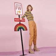 VERO MODA |319349551 女士工装风休闲裤