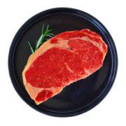 PLUS会员!京觅 乌拉圭 谷饲眼肉牛排 400g 2片装¥22.45 比上一次爆料降低 ¥86.55