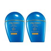 黑卡会员!SHISEIDO 资生堂 新艳阳夏水动力防护乳 SPF50+ 50ml*2件装 419元(包邮包税,需用券)