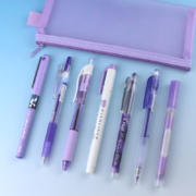 ZEBRA 斑马 可爱文具5件套装(4支组合装+笔袋)