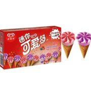 PLUS会员!Cutebaby 可爱多 和路雪 迷你甜筒 蓝莓草莓口味 20g*10支 11.59元(需买9件,共104.34元包邮)¥11.59 4.5折 比上一次爆料上涨 ¥0.38