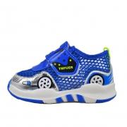 限尺码:Tmfuer 托米福儿 儿童镂空运动鞋9.9元包邮(需用券)