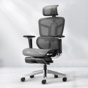 HBADA 黑白调 HDNY189 人体工学电脑椅 标准款1799元包邮(双重优惠)