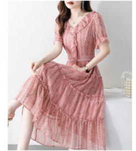La Babite 拉贝缇 7210201663 女士连衣裙