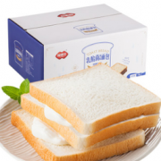 88VIP!FUSIDO 福事多 乳酸菌吐司面包   1kg¥10.20 2.0折 比上一次爆料降低 ¥0.38