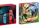 Nintendo任天堂 Switch 日版游戏家庭主机+健身环大冒险套装到手约¥2628.38¥2409.15