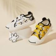 balabala 巴拉巴拉 28C4242021543490  儿童帆布鞋  26-33码59元
