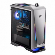 618预售:COLORFUL 七彩虹 iGame M600 幻境之眼 水冷游戏台式电脑主机(i5-11400、16G、500G、RTX3060)