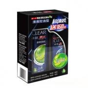 清扬 CLEAR 洗发露 男士 清爽控油型超值装 400g+160g27.9元包邮