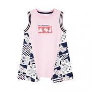 HushPuppies 暇步士 女童裙式上衣T恤57元(需用券)