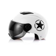 【防紫外线】电动车头盔女摩托车头盔19.8元