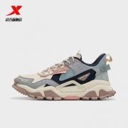 15日0点:XTEP 特步 879118320150 山海系列 女子老爹鞋